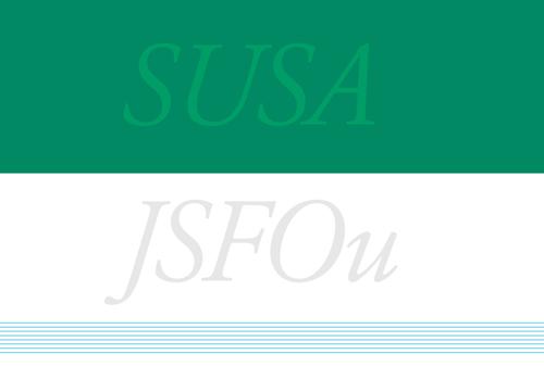 Suomalais-Ugrilaisen Seuran Aikakauskirja SUSA Journal de la Société Finno-Ougrienne JSFOu