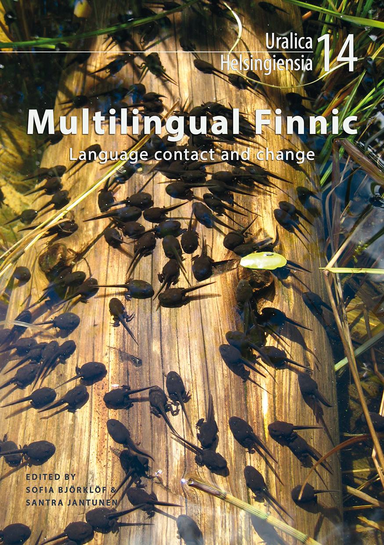 Multilingual Finnic (kansikuva)