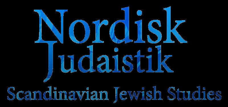 Nordisk judaistik/Scandinavian Jewish Studies