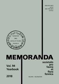 Näytä Vol 94 (2018): Yearbook 2018