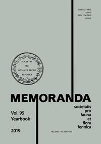 Näytä Vol 95 (2019): Yearbook 2019