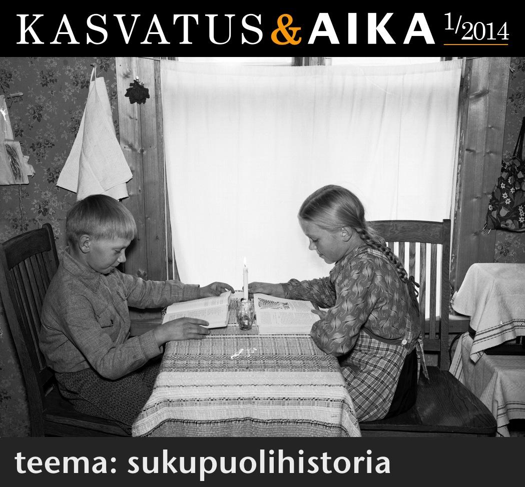 Näytä Vol 8 Nro 1 (2014): Teema: Sukupuolihistoria