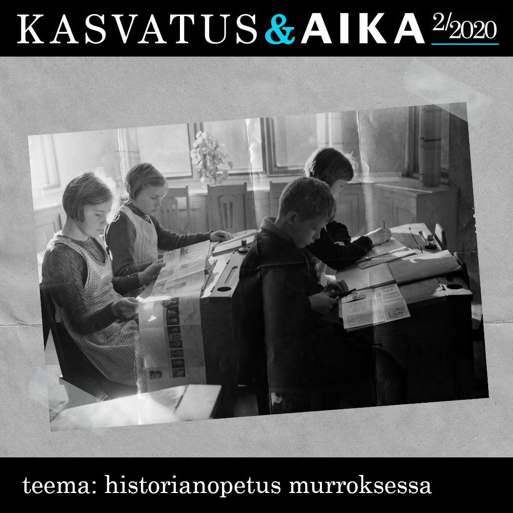 Vol 14 Nro 2 (2020): Teema: Historianopetus murroksessa