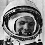 Kuva:Juri Gagarin, ensimmäinen ihminen avaruudessa.