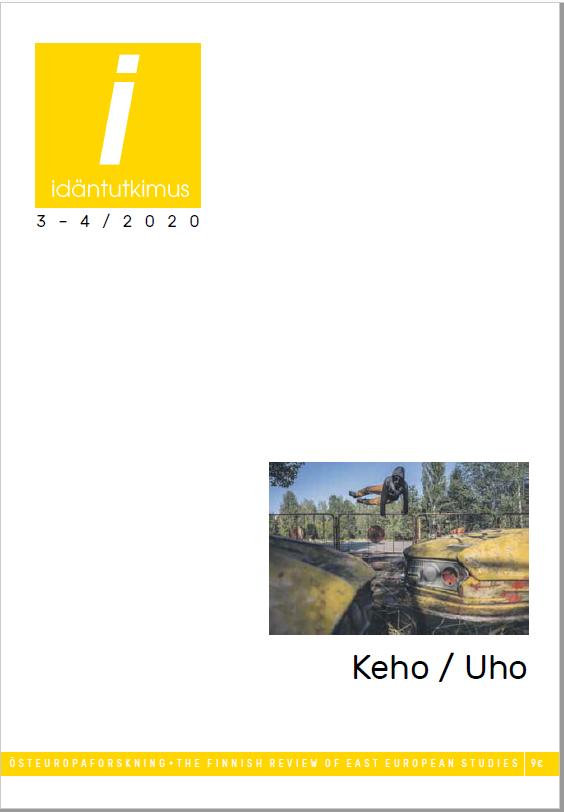 Vol 27 Nro 3-4 (2020): Keho / Uho