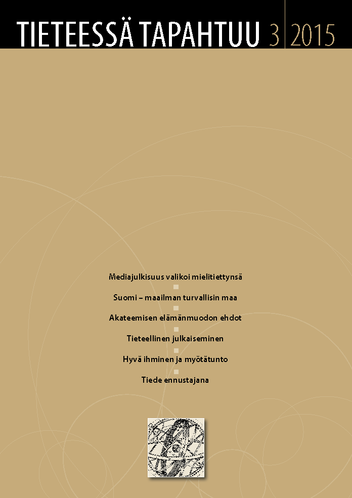 Vol 33 Nro 3 (2015)