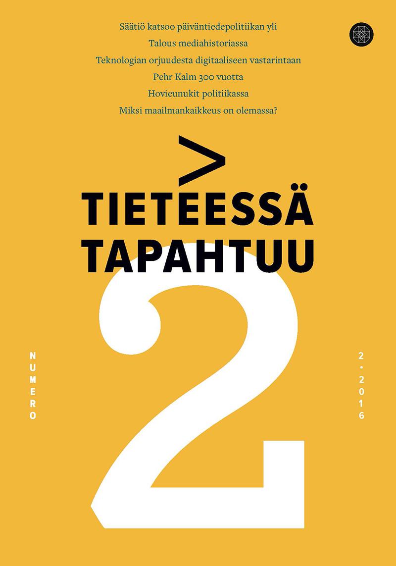 Vol 34 Nro 2 (2016)