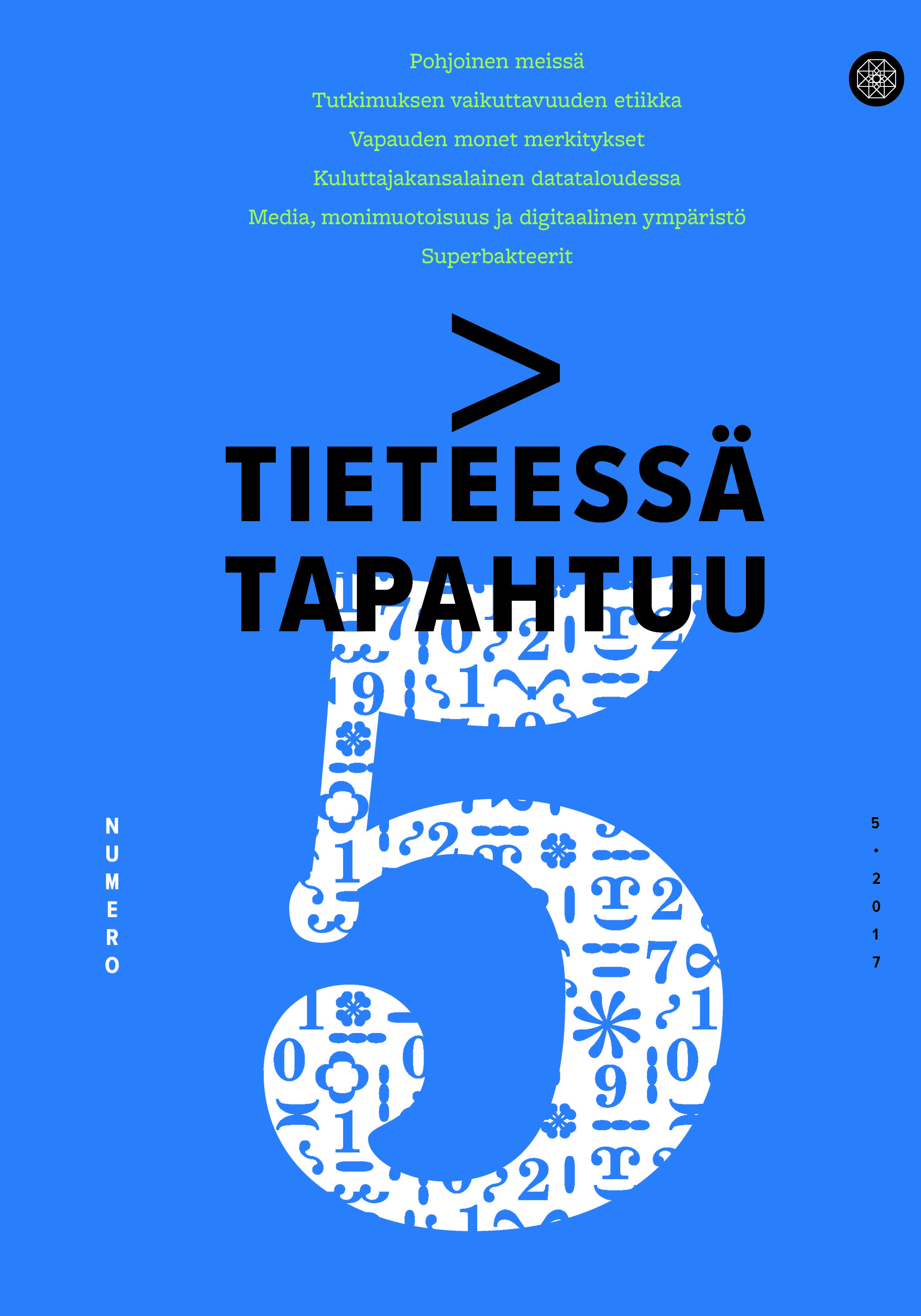 Näytä Vol 35 Nro 5 (2017)