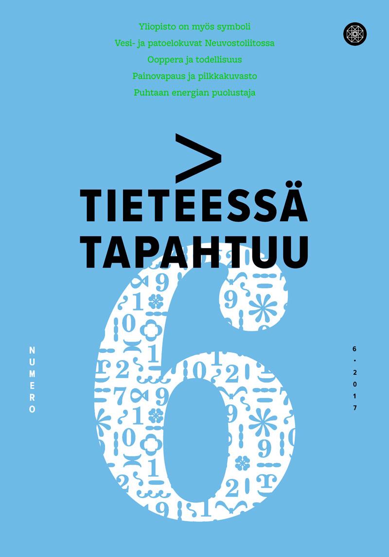 Näytä Vol 35 Nro 6 (2017)