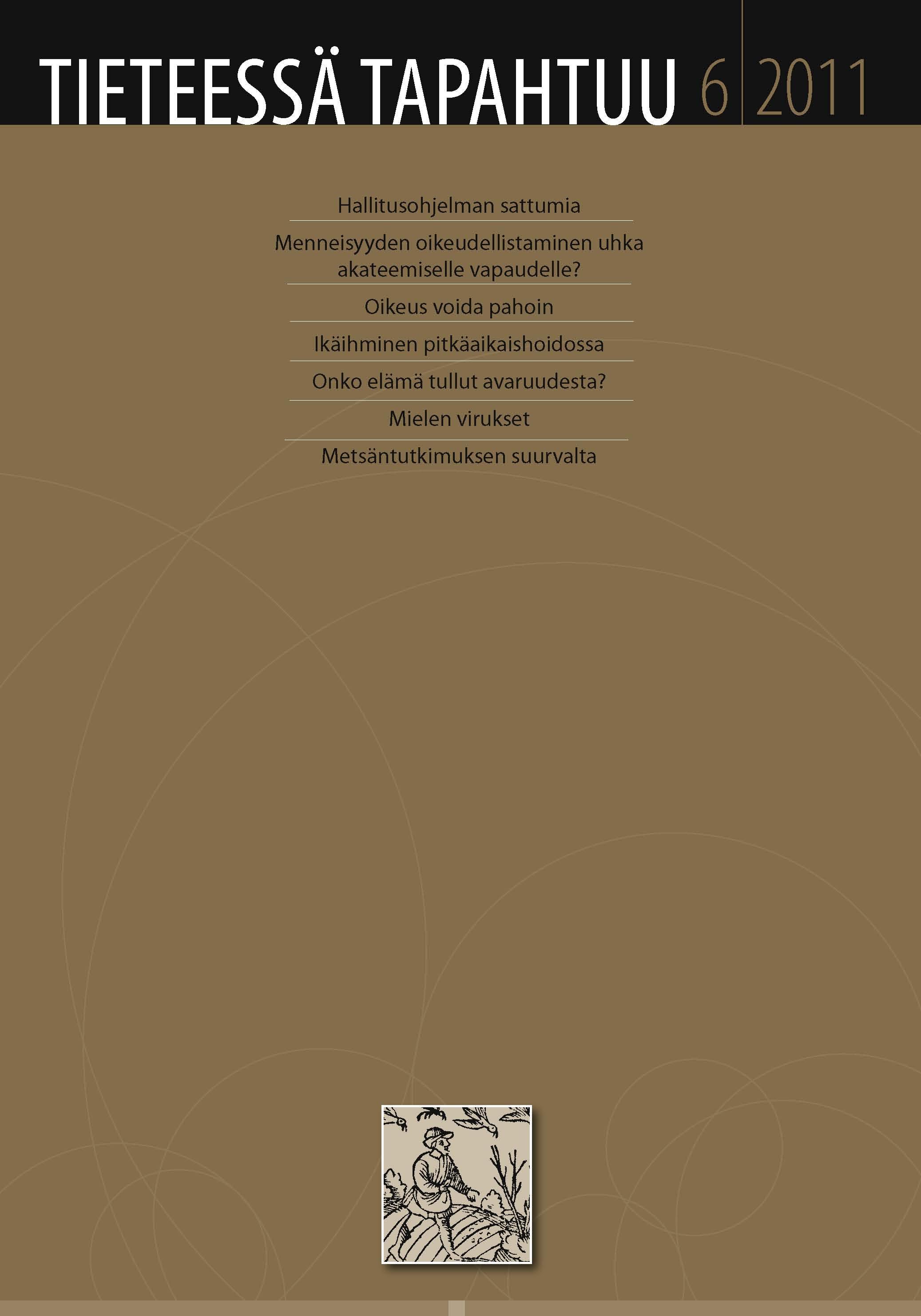 Vol 29 Nro 6 (2011)
