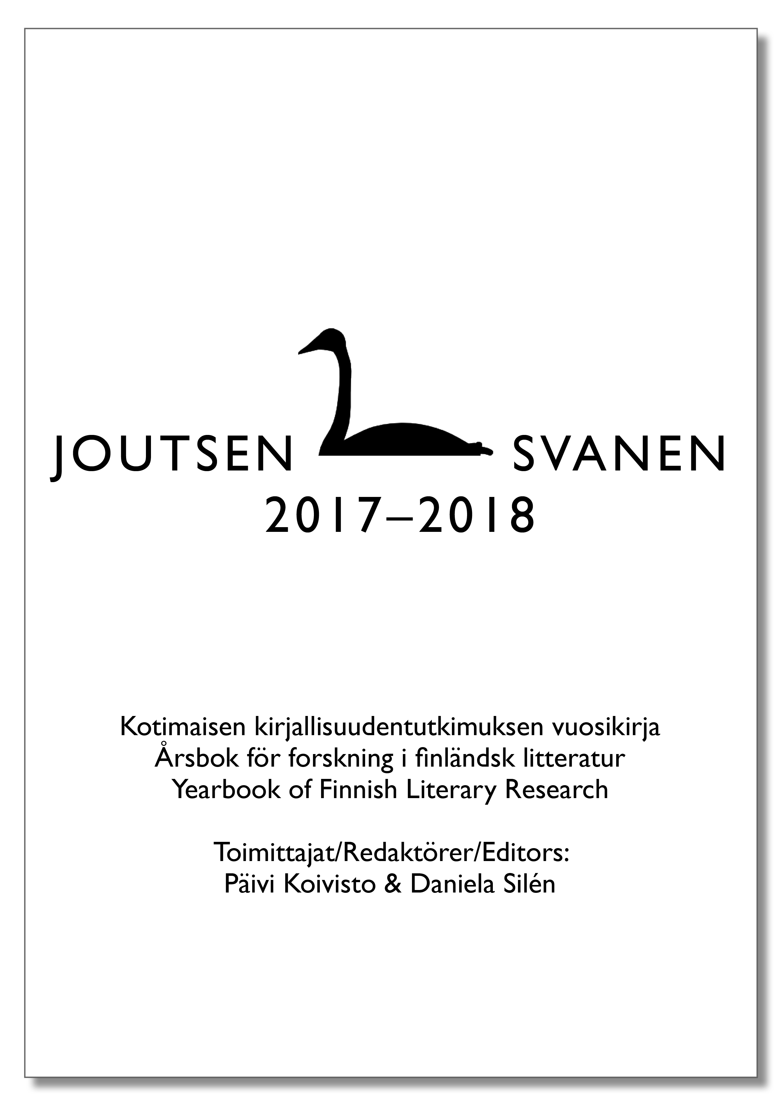 Joutsen 2017–2018