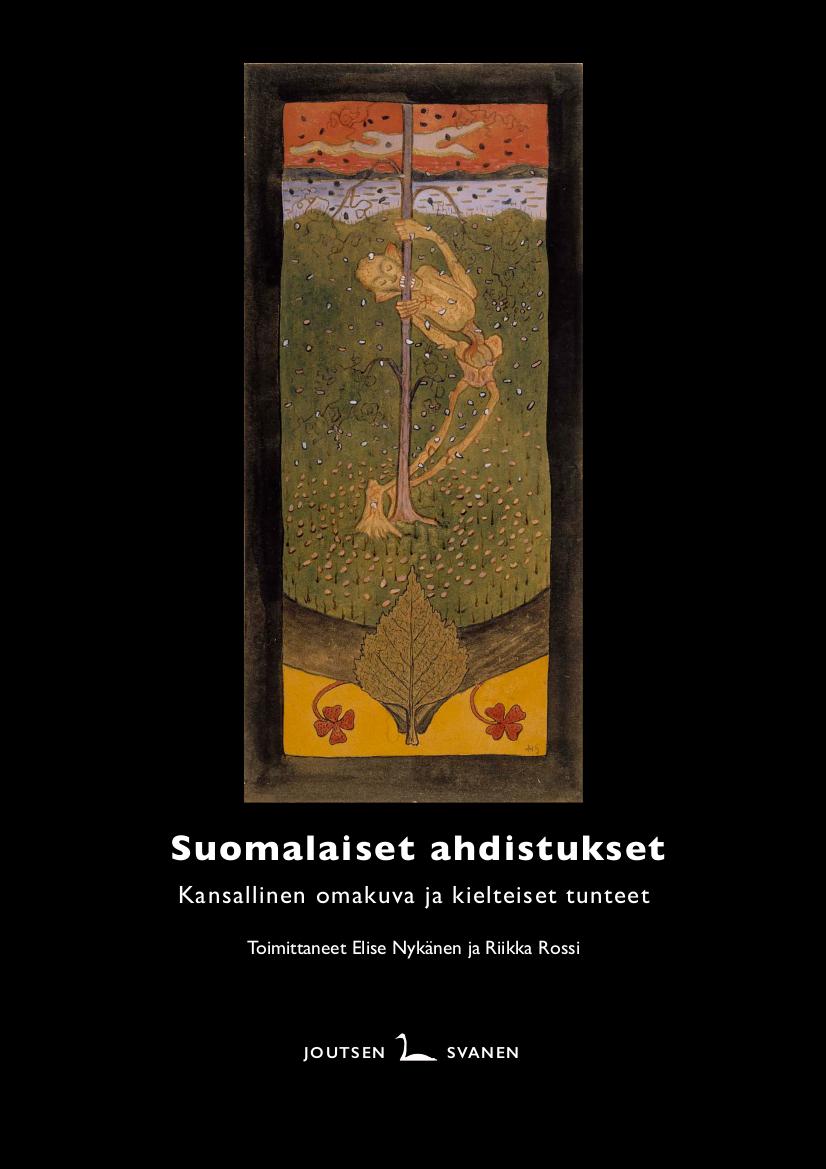 """Joutsen / Svanen erikoisjulkaisuja 4: Kannen kuva: Hugo Simberg """"Syksy I"""" (1895)"""