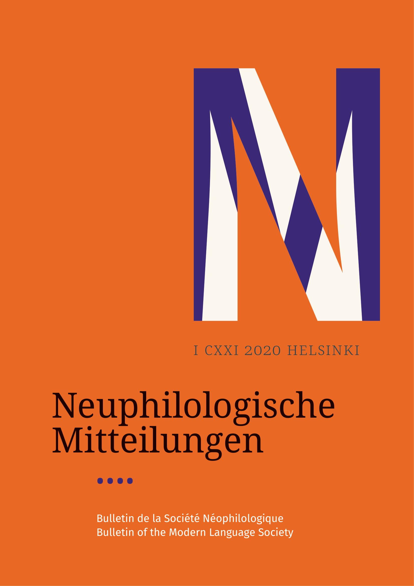 Vol 121 No 1 (2020)