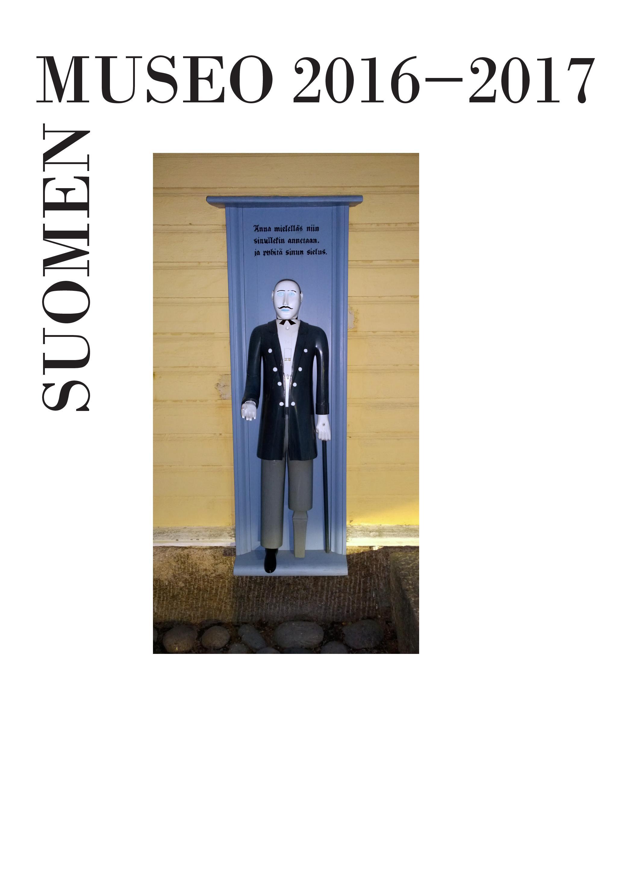 Näytä Vol 124: Suomen Museo 2016–2017