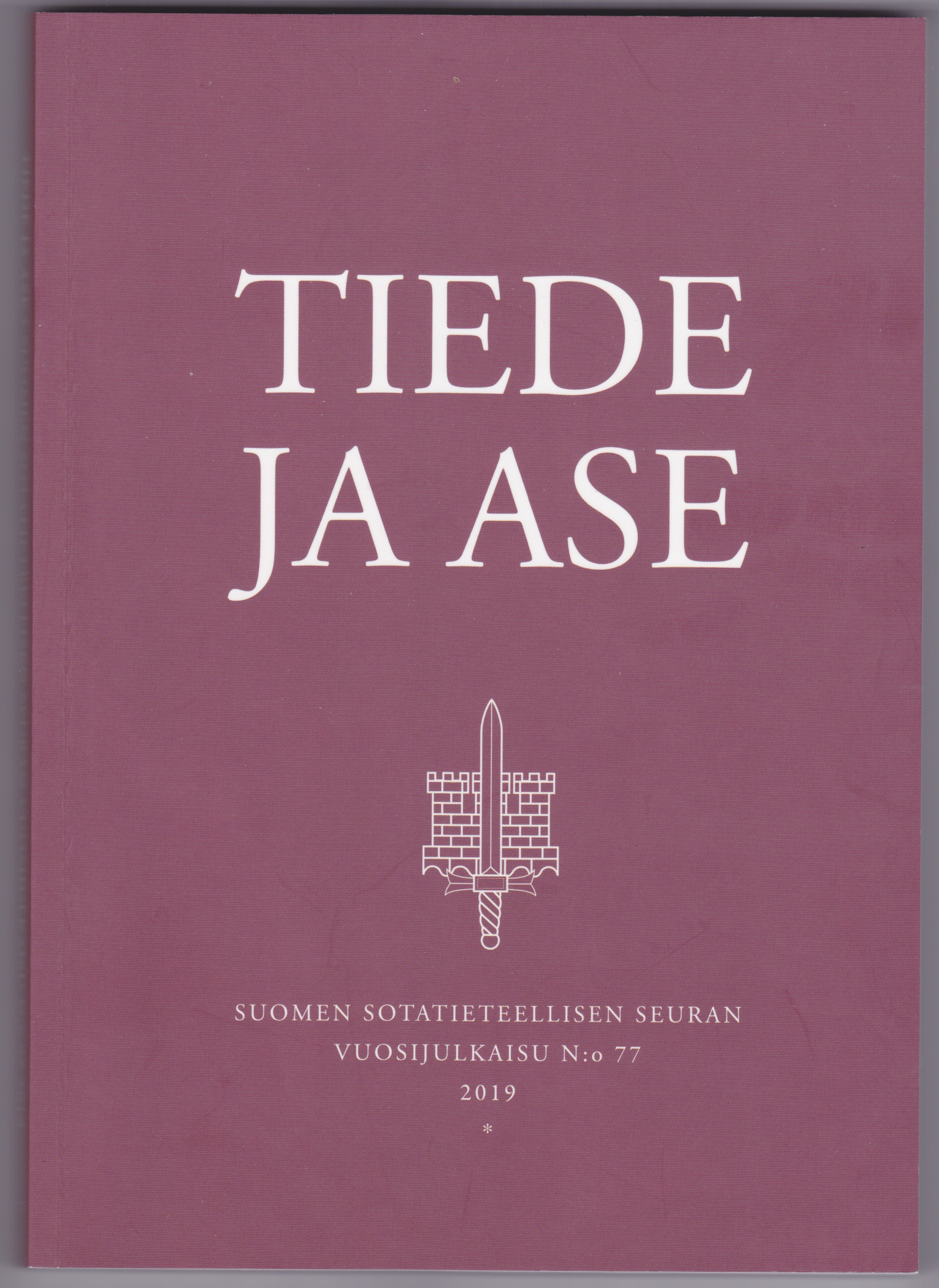 Näytä Vol 2019 Nro 1 (2019): Tiede ja Ase