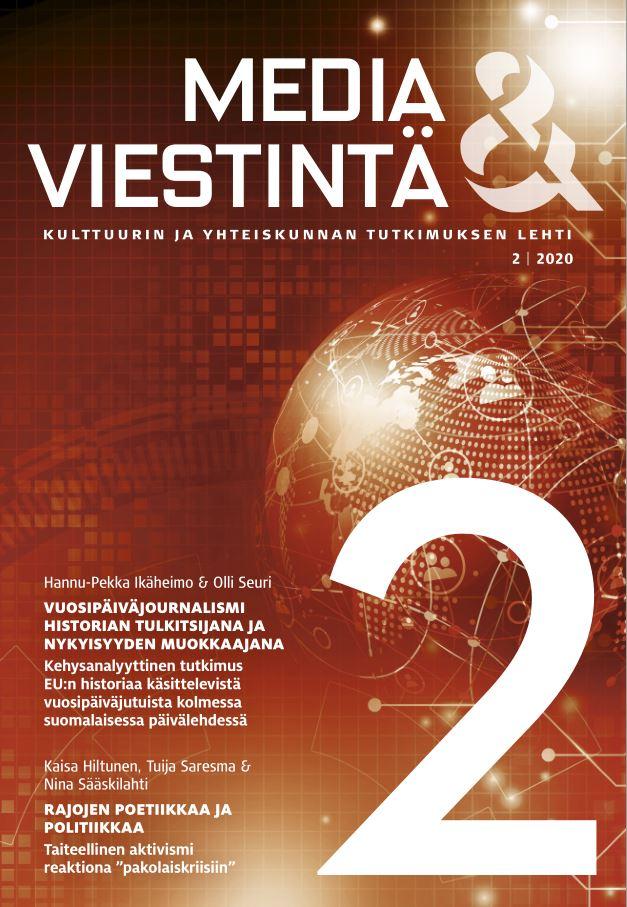 Näytä Vol 43 Nro 2 (2020)