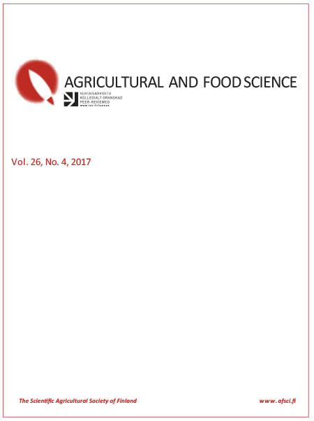 Journal Of Agricultural And Food Chemistry Free Articles