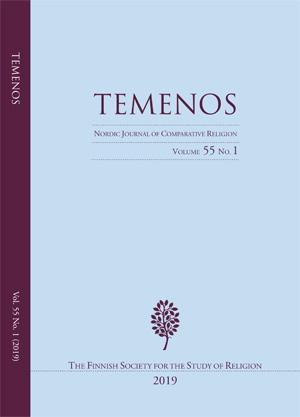 View Vol. 55 No. 1 (2019): Temenos - Nordic Journal of Comparative Religion