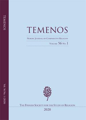View Vol. 56 No. 1 (2020): Temenos - Nordic Journal of Comparative Religion