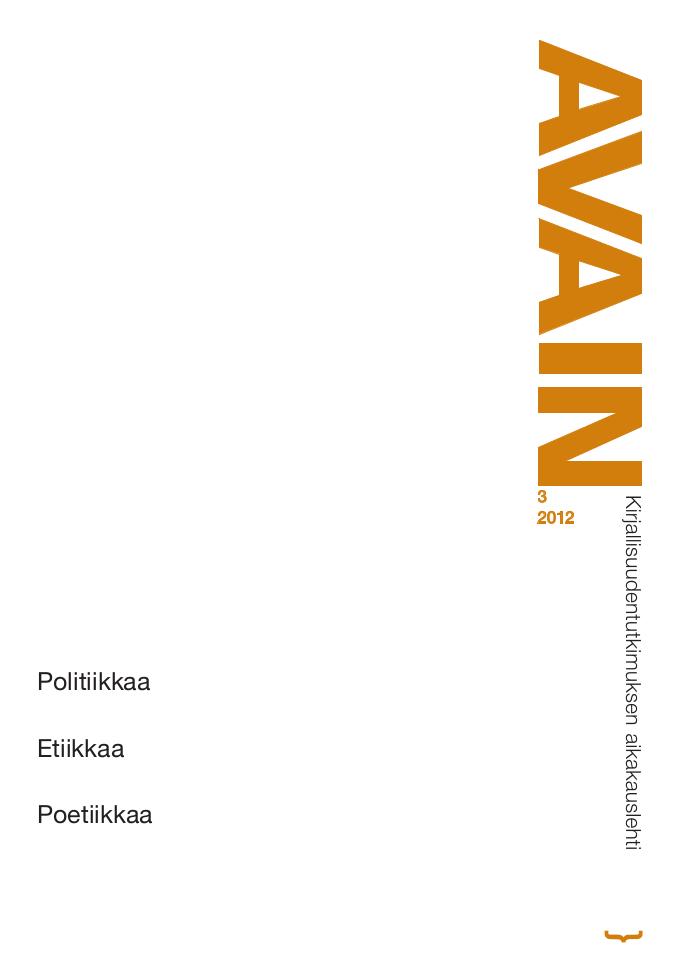 Avain 3/2012