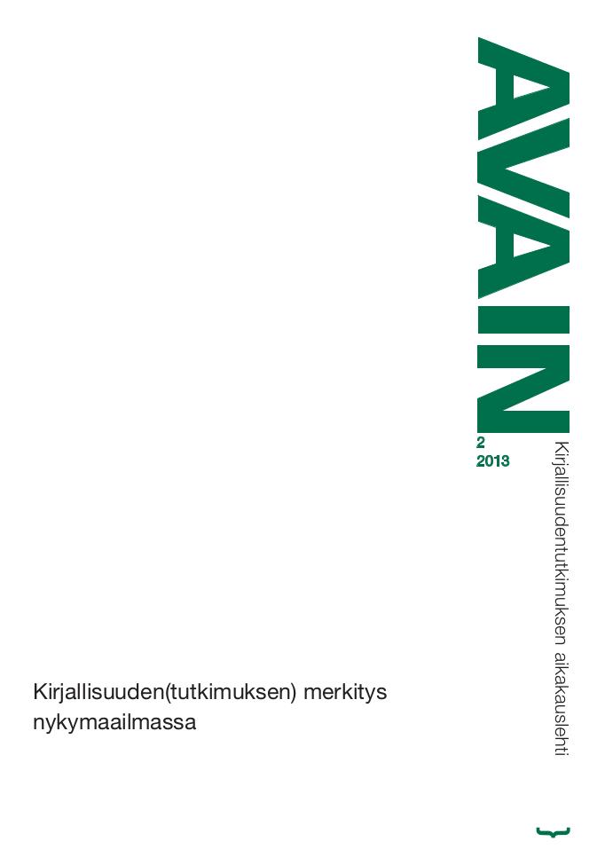 Avain 2/2013