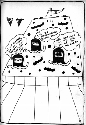 Näytä Vol 3 Nro 1 (2008): SQS-lehti 1/2008