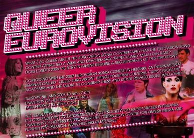 Näytä Vol 2 Nro 2 (2007): Queer Eurovision
