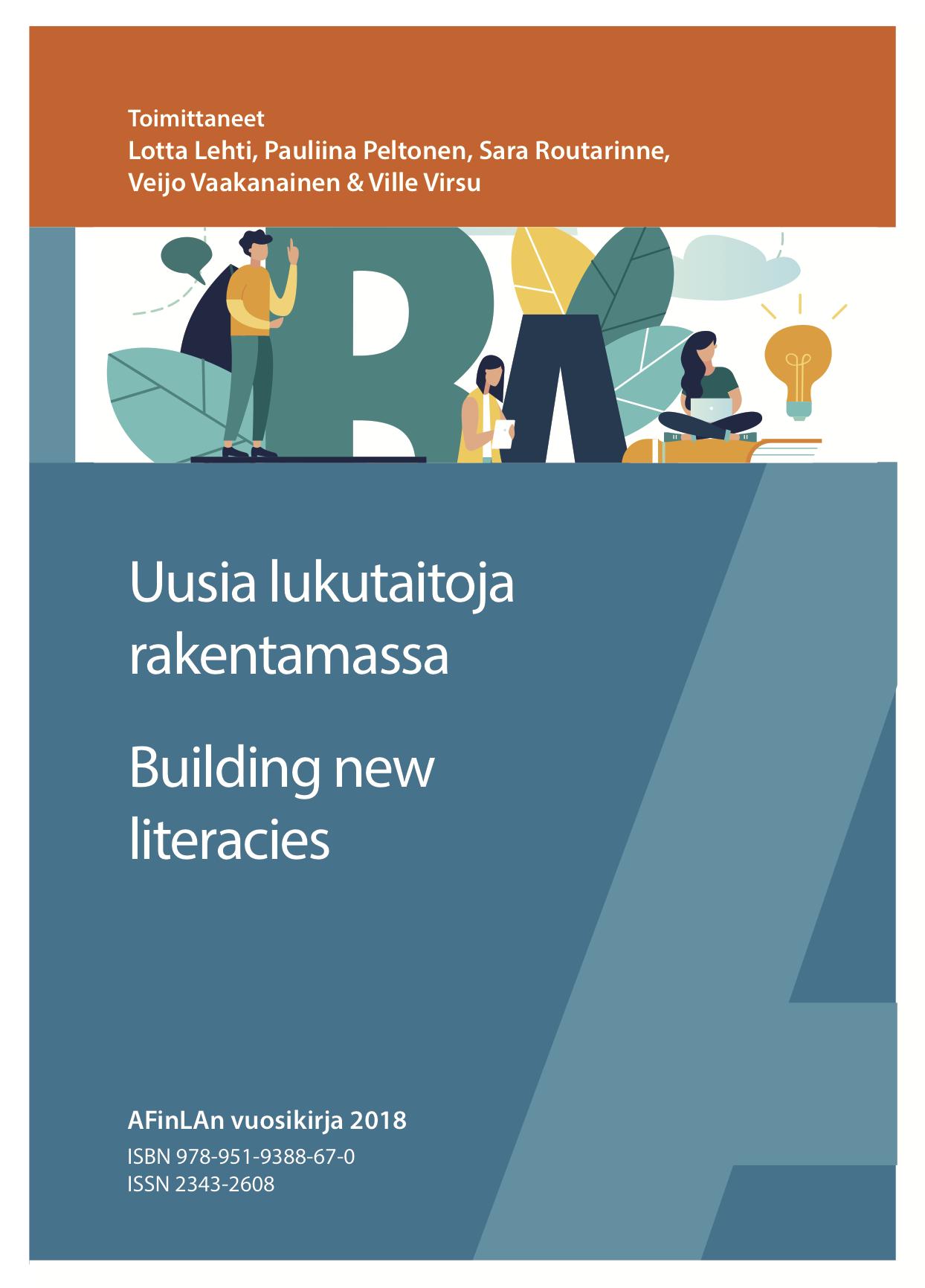 Näytä AFinLAn vuosikirja 2018 (Suomen soveltavan kielitieteen yhdistyksen julkaisuja 76)