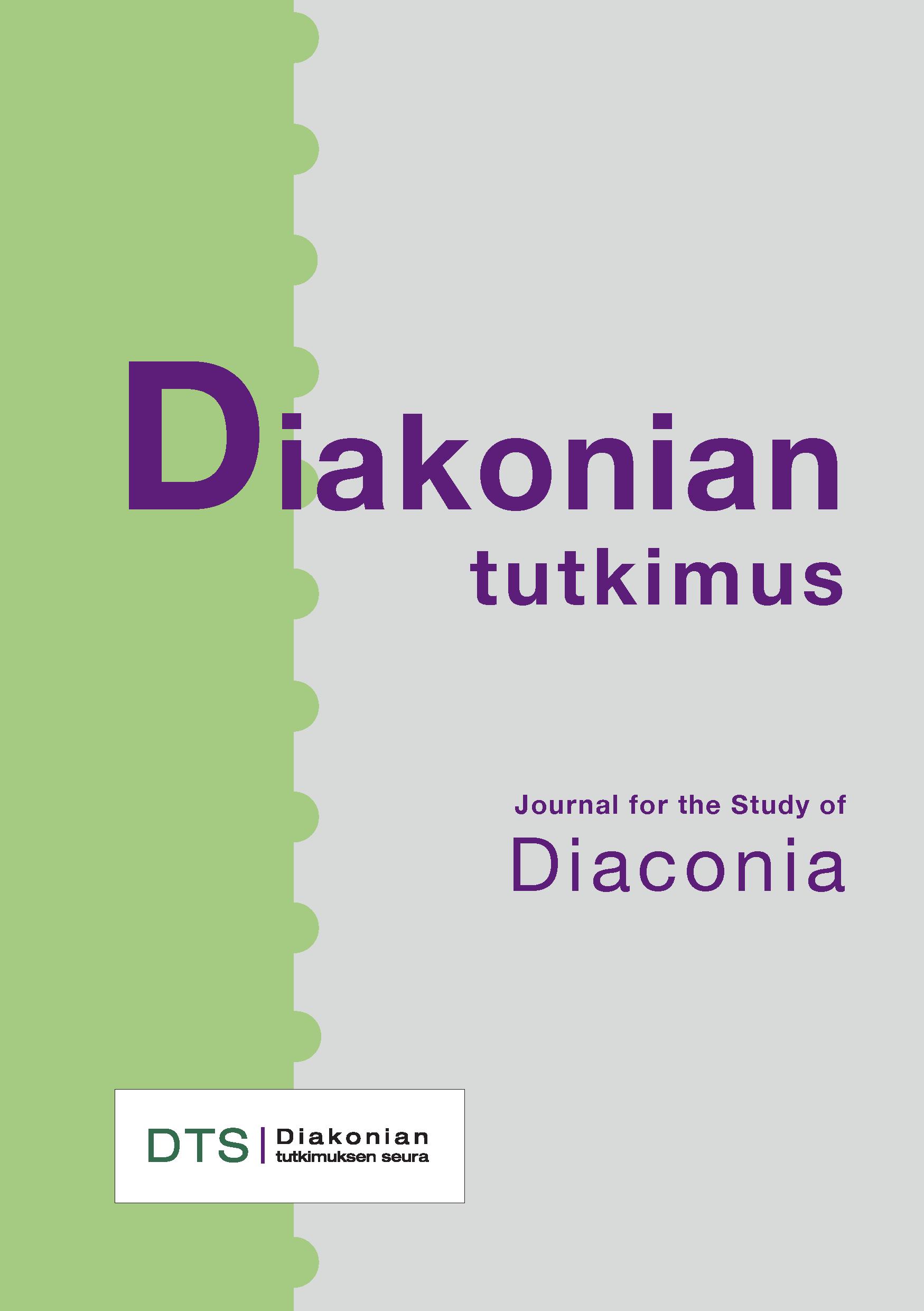 Näytä Nro 1 (2020): Diakonian tutkimus