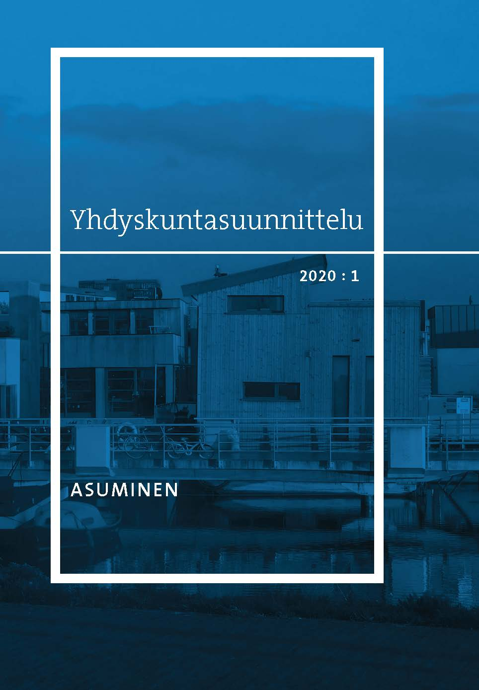 Vol 58 Nro 1 (2020): Asuminen