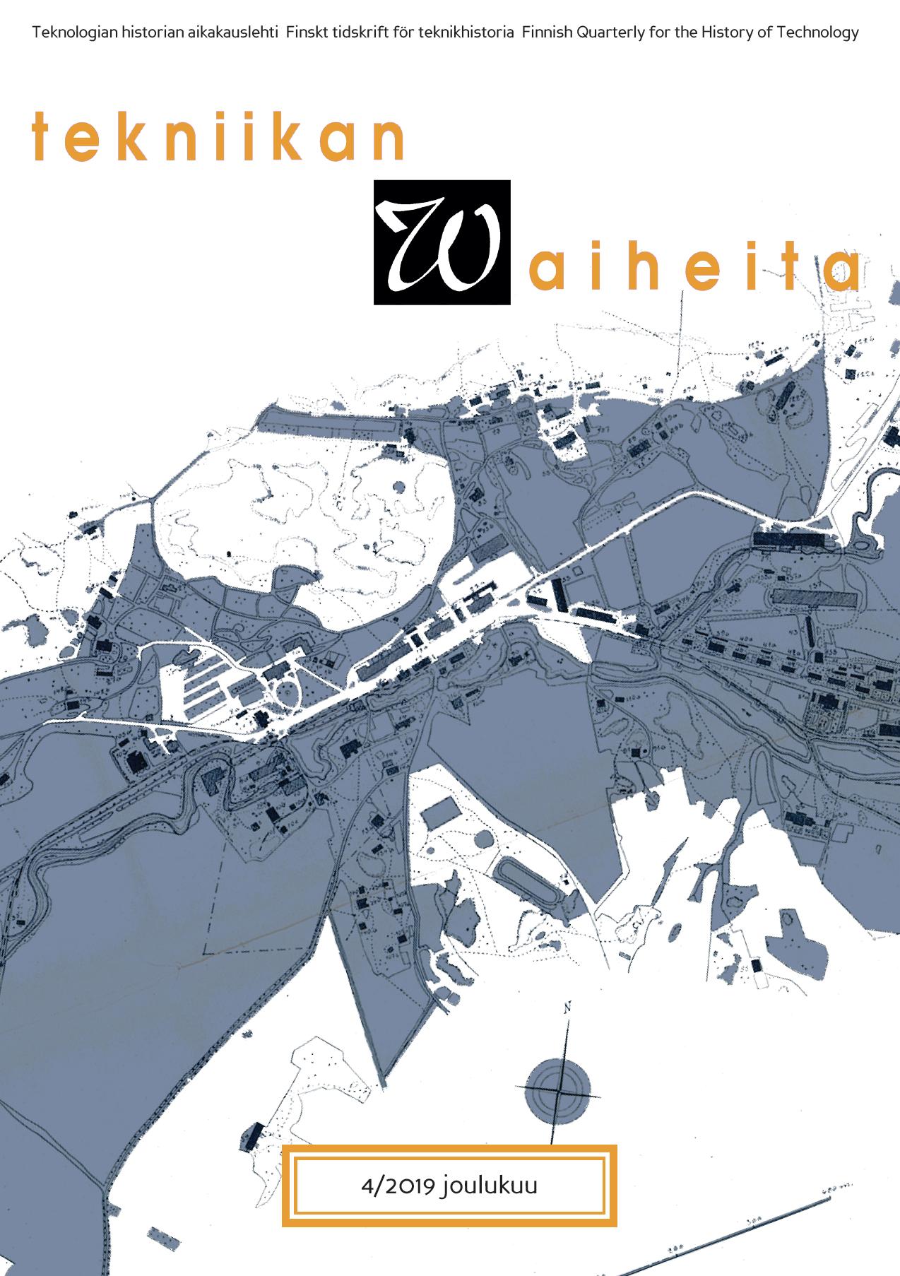 Tekniikan Waiheita vol. 37 no. 4 (2019)