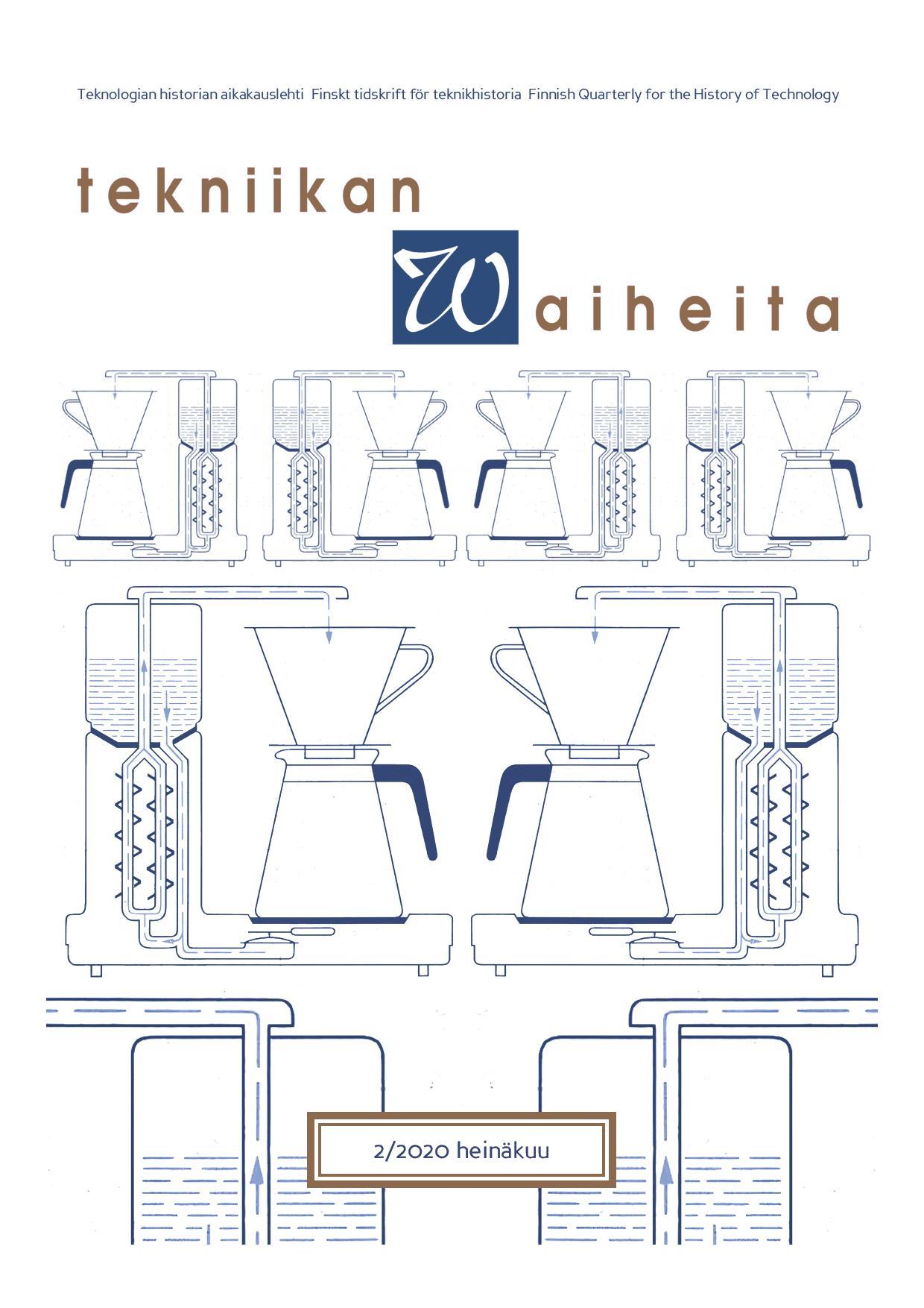 Tekniikan Waiheita vol. 38 no. 2 (2020)