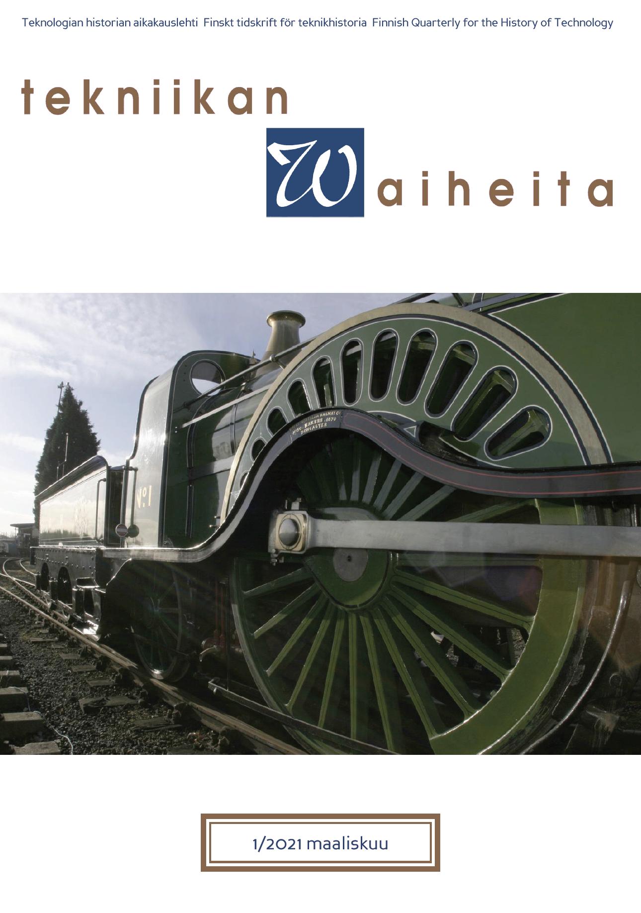 Tekniikan Waiheita vol. 39 no. 1 (2021)